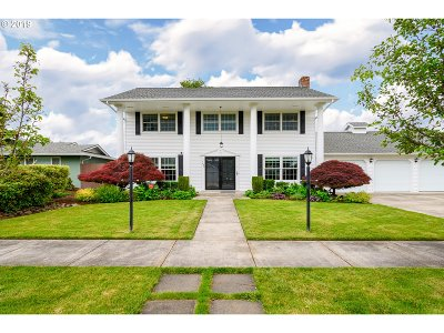 Springfield Single Family Home For Sale: 1439 Vera Dr