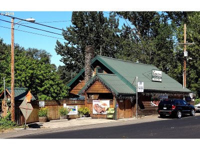 Damascus, Boring Commercial For Sale: 16150 SE Highway 224