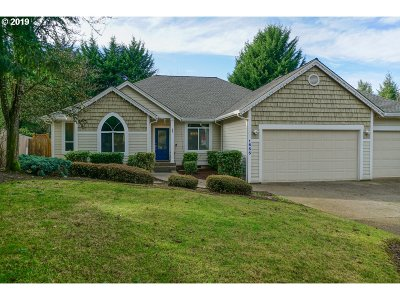 Salem Single Family Home For Sale: 1655 Cinnamon Hill Dr
