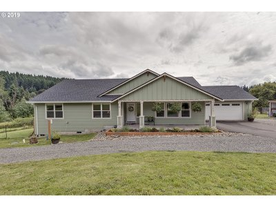 Oregon City Single Family Home For Sale: 17170 S Holcomb Rd