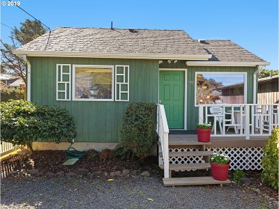 Cannon Beach Single Family Home For Sale: 255 W Gulcana Ave
