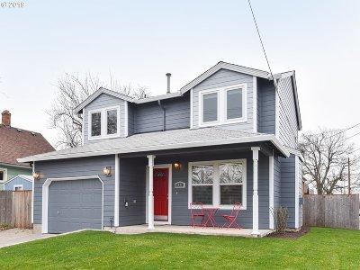Single Family Home For Sale: 1331 NE Going St