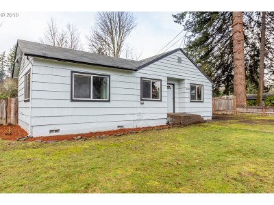 Sweet Home Single Family Home Pending: 1622 9th Ave