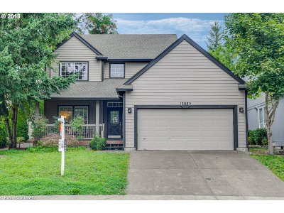 Beaverton Single Family Home For Sale: 12885 SW Harlequin Dr