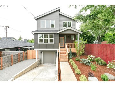 Single Family Home For Sale: 8045 SE 45th Ave