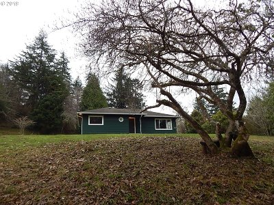 Coquille OR Single Family Home For Sale: $245,900