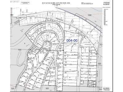 Eugene Residential Lots & Land For Sale: Riverview Ave #Lot 2