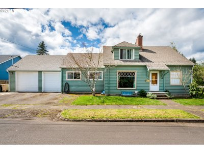 Sweet Home Single Family Home For Sale: 1018 7th Ave