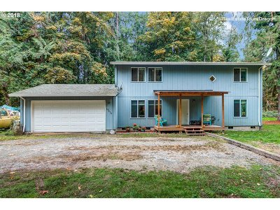 Oregon City Single Family Home For Sale: 19612 S Creek Rd