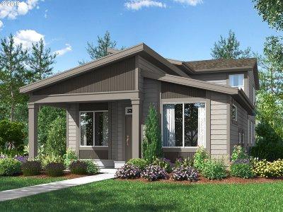 Hillsboro Single Family Home For Sale: 3745 SE 62nd Ave #Lt167