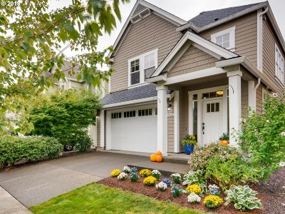 Beaverton Single Family Home For Sale: 17624 SW Yeager Ln