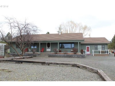 Grant County Single Family Home For Sale: 63946 Quail Ln