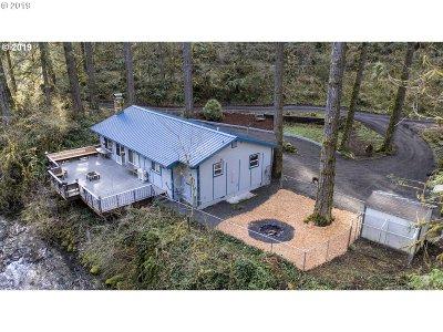 Estacada Single Family Home For Sale: 34335 SE Rainbow Rd SE