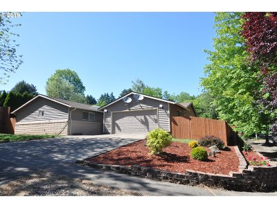 Beaverton Single Family Home For Sale: 12755 SW Tupelo Ln