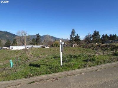 Myrtle Creek Residential Lots & Land For Sale: 264 Mona St #8