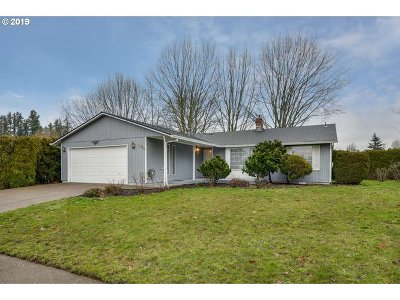 Multnomah County, Clackamas County, Washington County, Clark County, Cowlitz County Single Family Home For Sale: 1594 SE 52nd Ave