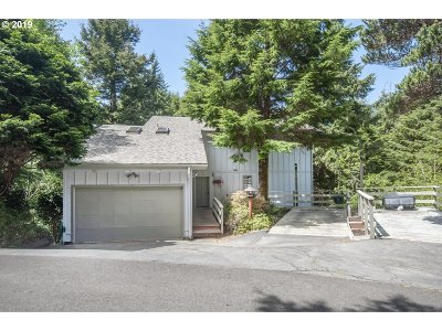 Single Family Home For Sale: 485 Lookout Dr