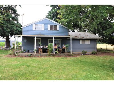 Aumsville Single Family Home For Sale: 8074 Mill Creek Rd SE