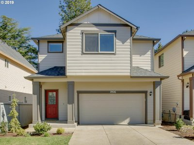 Single Family Home For Sale: 2926 SW 176th Ave