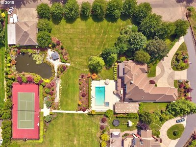 Happy Valley Single Family Home For Sale: 13805 SE Aldridge Rd