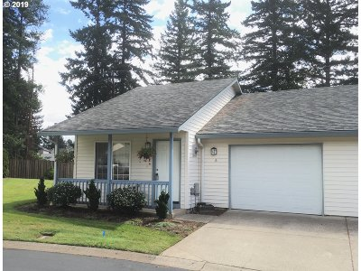 Washougal Condo/Townhouse For Sale: 1660 N 18th St #6