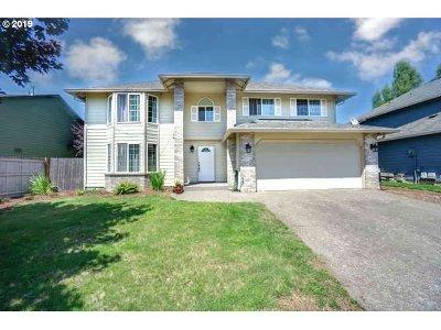 Clark County Single Family Home For Sale: 17312 NE 27th Way