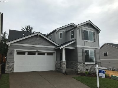Portland Single Family Home For Sale: 2842 NW Grace Ter #LOT21