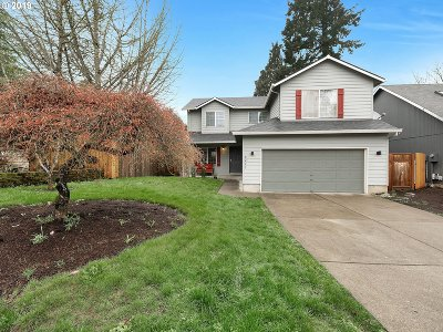 Tualatin Single Family Home For Sale: 8245 SW Avery St