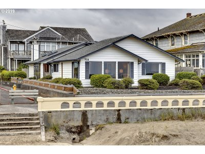 Seaside Single Family Home For Sale: 518 N Prom