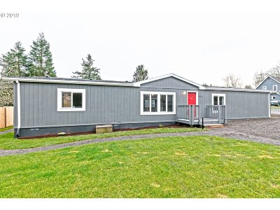 Forest Grove Single Family Home For Sale: 2518 18th Ave