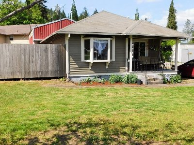 Vernonia Single Family Home For Sale: 540 E Bridge St