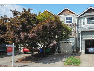 Single Family Home For Sale: 4523 SE 40th Ave
