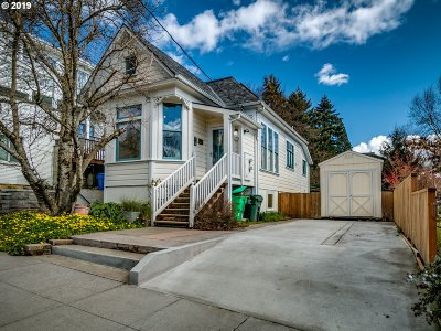 Portland Multi Family Home For Sale: 324 SE 18th Ave