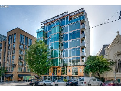 Condo/Townhouse For Sale: 1410 SW 11th Ave #407