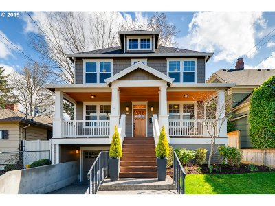 Single Family Home For Sale: 5230 SE 36th Pl