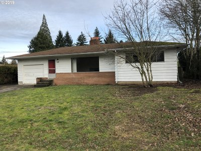 Single Family Home For Sale: 140 NE 116th Ave
