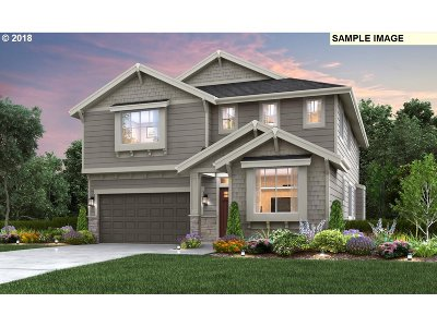 Tigard Single Family Home For Sale: 7679 SW Cornutt St #Lot37