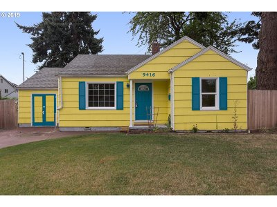 Single Family Home For Sale: 9416 N Saint Louis Ave