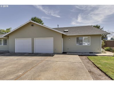 Canby Multi Family Home For Sale: 491 NE 4th Ave