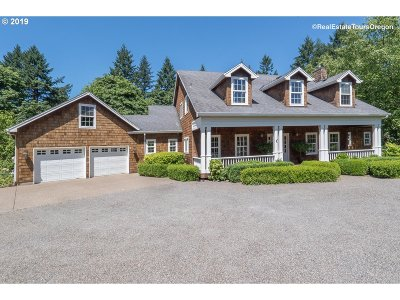 Forest Grove Single Family Home For Sale: 3338 Valley Crest Way