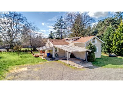 Camas Single Family Home For Sale: 26707 NE Robinson Rd