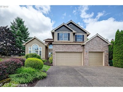 Beaverton Single Family Home For Sale: 9283 SW 176th Ave