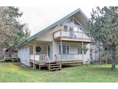 Cannon Beach Single Family Home For Sale: 515 N Larch St