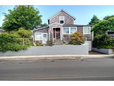 Seaside Single Family Home For Sale: 416 12th Ave
