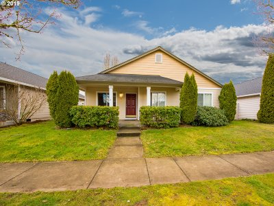 Battle Ground Single Family Home For Sale: 2013 NW 12th St