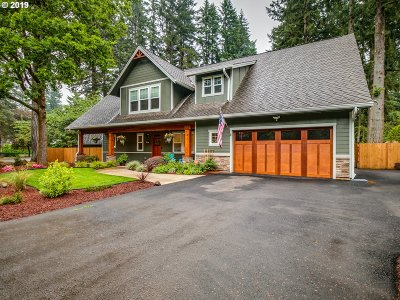 Lake Oswego OR Single Family Home For Sale: $799,000