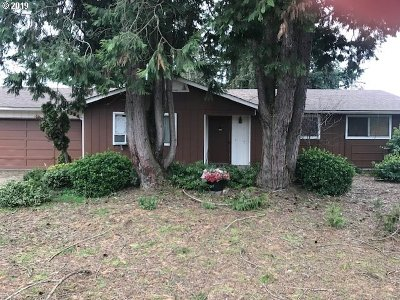 Eugene Single Family Home For Sale: 1384 Goodpasture Island Rd