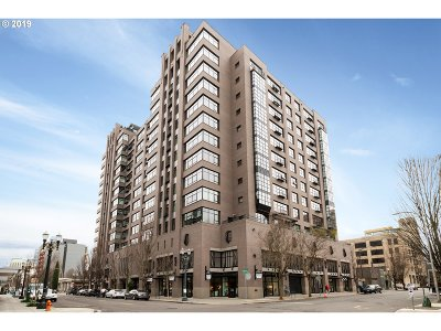 Condo/Townhouse For Sale: 333 NW 9th Ave #603