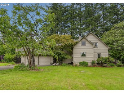 Battle Ground Single Family Home For Sale: 22405 NE 167th Ave