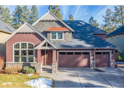 Bend Single Family Home For Sale: 60856 Yellow Leaf St